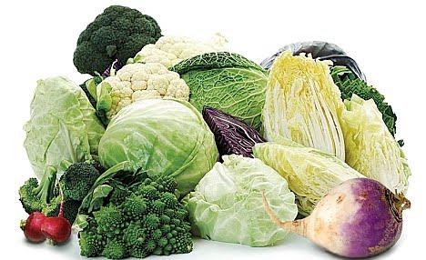 Resultado de imagem para vegetais crucíferos