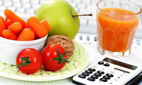 Простые правила как не считать калории